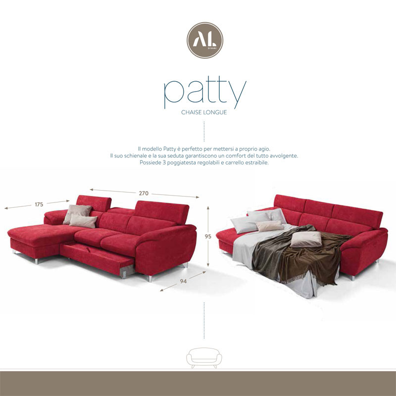 Patty CHAISE LONGUE
