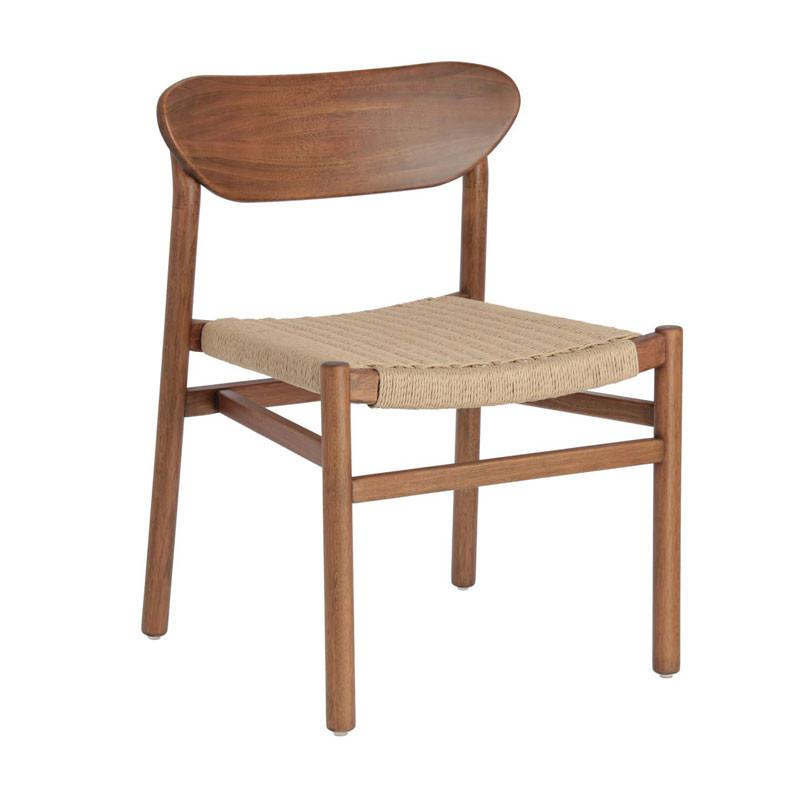 Sedia Galit in legno massello