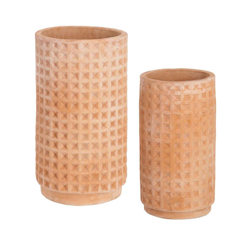 Celi - Set di 2 vasi in...
