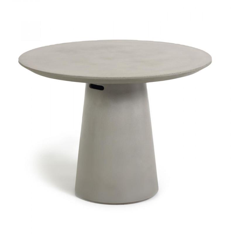 Tavolo in cemento Itai Ø...