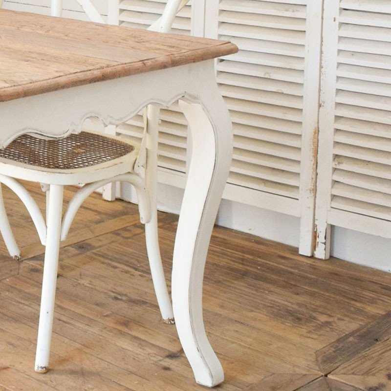 Tavolo new vintage white