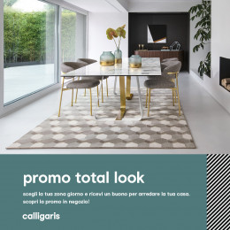 Calligaris - Promo total look