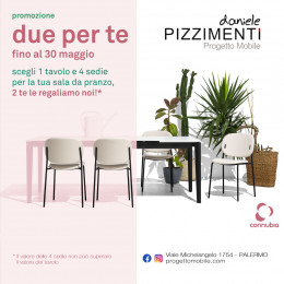 "Promo ""due per te"" Connubia"
